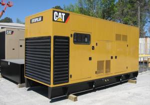 2010 Caterpillar C27 Generator Set