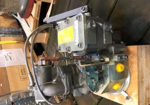 Woodward VSV Controller  PN L34379P04  //  07482SOCN