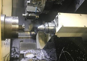 Dmg Mori Seiki Multi-Axis Turning Center NZX2500/600L