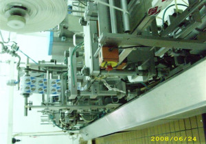 CREAM  PRODUCTS FILLING LINES – 2 pcs