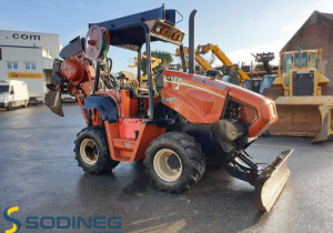 Trenchers Ditch Witch Rt75H Used