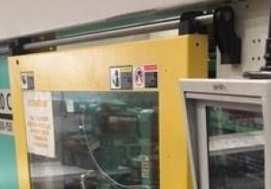 Used 110 Ton Arburg 420C 1000-60/150 2-Shot Injection Molding Machine