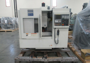 "ACRA'S 24"" x 14"" x 18"" LCV-2414 Mini Mill Machining Center with Fanuc Oi-Mate MD Controller"