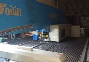 Tailift HP 1250 Hydraulic Servo Punch Press