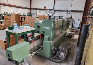 2000 Muller Martini Stitcher and Binder Presto