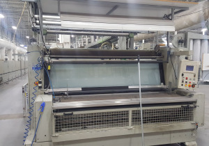 Monforts MONTEX 5000 TWIN AIR 2000 mm 7 chambers, thermal oil heated