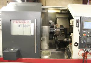 Centre de tournage CNC Feeler HT-30SY 2011