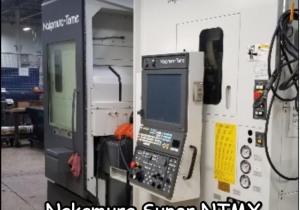 CNC Machine Nakamura