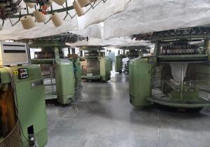 175 Circular  Knitting  Machines, Mayer, Terrot, others