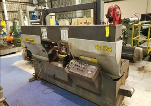 HYDMECH H-22A AUTOMATIC HORIZONTAL BAND SAW