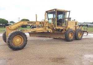 1994 CAT 140G VHP
