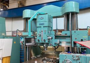 Jig Boring Machine Wkv 100 With Measuring