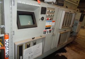 Uniloy 350R4 Four Head Blow Molding Machine