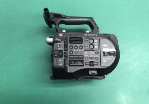 SONY FS7 Model PXW-FS7M2 with lens E4/PZ 18-110 G OSS and more