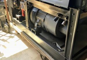 Lincoln SA-250 Perkins Diesel Generator/Welder