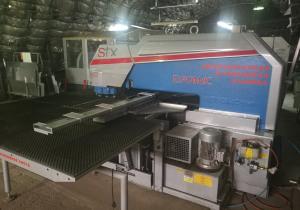 EuroMac Hydraulic Punch Press STX  Flex 12 1250/30-2500
