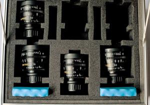 Arri Zeiss Ultra Prime Lenses