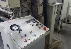 Montford MONTEX TWINAIR 2000 mm 7 chambers, thermal oil heated