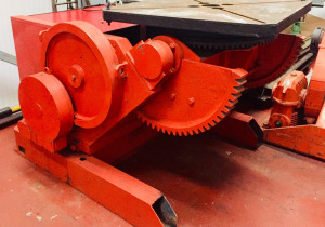Twinner 12 Ton Welding Positioner