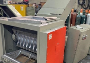 Granutech G20 X 30 – 100 Hp Granulator