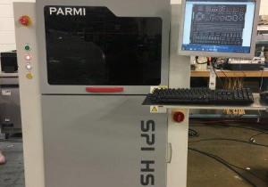 PARMI HS70 3D Solder Paste Inspection Machine (2011)