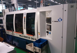 CNC automatic lathe TORNOS Multideco MD 20/6