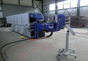 Pipe-bending machine MEWAG GIGALUS 130 S