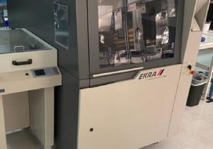 2013 Ekra Xact4 Screen Printer
