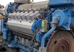 Wartsila 8L38B For Sale