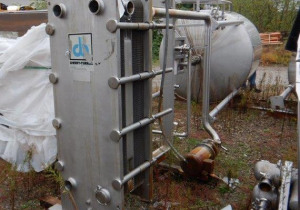 Stainless Steel Thermaflex Plate Heat Exchanger