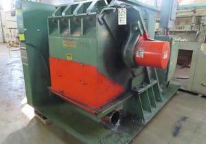 125 Hp Granutec Tfg36356-125 Granulator 3 Knife Open Rotor