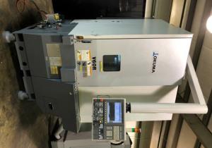 Okuma V60R CNC Multi-Tasking & Live Milling Center