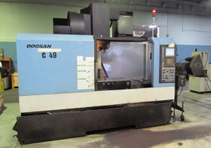 Doosan DNM500 CNC Vertical Machining Center