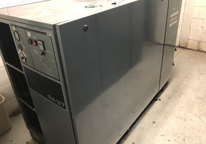 50 Hp Atlas Copco Ga37 Air Compressor