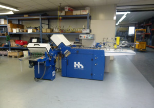 Herzog & Heymann KL45 with isolated electrical cabinet