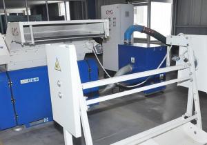 Used 25 Hp Cmg Nt35-120-3K-Ts-Se-R In-Line Granulator