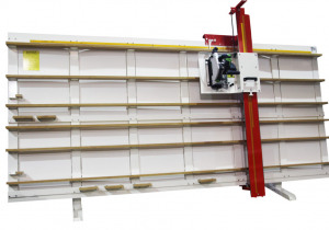 SAGETECH MACHINERY ZAPKUT ZM16 VERTICAL PANEL SAW WALL SAW