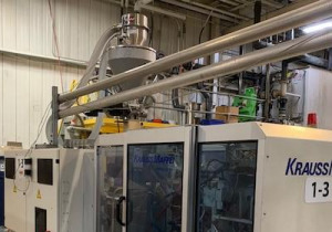 Used 50 Ton Krauss Maffei 50-220 C1 Injection Molding Machine