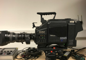 NAC Hi-Motion Super Slo-Mo HD camera chain