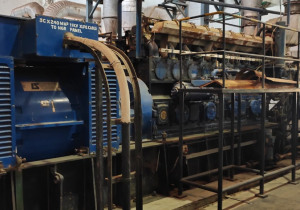 Piestick 6 PA6 L CL 280 Generator : 4 units available for sale ||