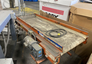 Used Emi 6Clr-24 Conveyor