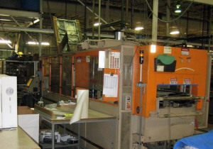 Used Zed 900 22″X22″ Inline Thermoformer
