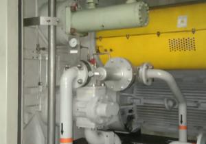 GAS TURBINE GENERATOR SET KAWASAKI GPB70