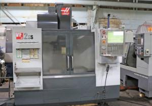 30″X, 16″Y, 20″ Z Haas VF-2SS, 2010, 12,000 RPM, 24 ATC