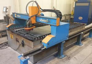 Plasma cutting machine VANAD Mira