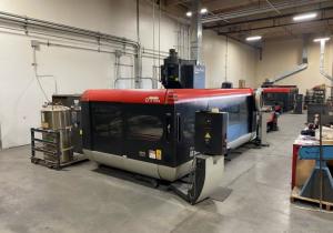 4000 WATT AMADA LC3015F1NT CO2 LASER