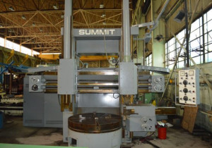 59″ Summit Vertical Boring Mill