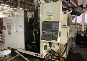 OKUMA VH-40 CNC VERTICAL MACHINING CENTER
