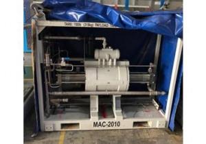POMPES À INJECTION CHIMIQUE MCFARLAND TRITAN MAC-14 12500 PSI