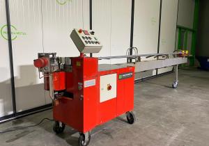 Tube bending machine Ø 50 x 4500 mm Transfluid - DB 648K